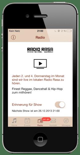 Boom di Ting App: Radio