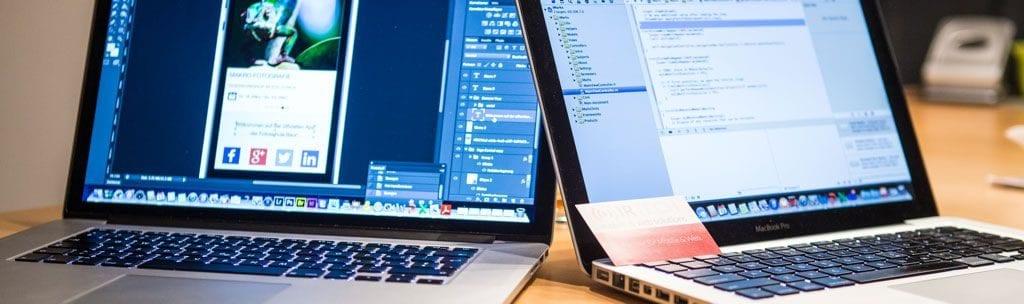 Webdesign & App Entwicklung: Wir entwickeln Ihre Mobile App oder Ihre Webseite