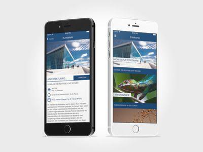 App: Fotoschule Baur für iOS und Android