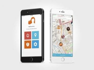 App: mySecretary für iOS und Android.