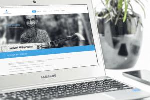 Jariyah Hilfsprojekt Webdesign