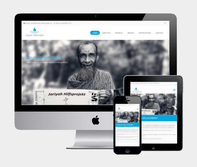 Jariyah Hilfsprojekt: Brunnenprojekte in Bangladesch