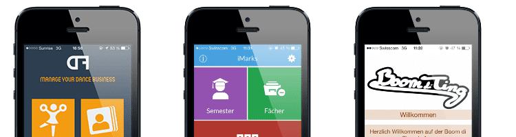 Mobile Apps: Architektur für iOS-Entwicklungen