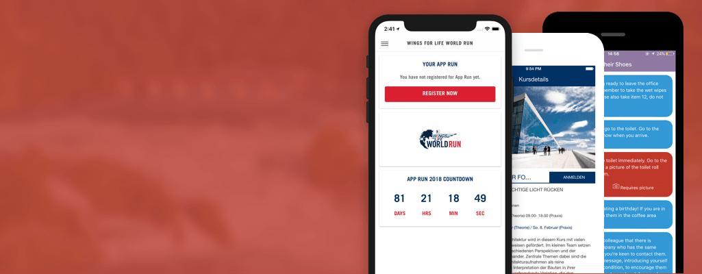 IRTECH - Ihr Partner für App Entwicklung aus Schaffhausen