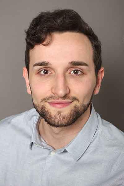 Muhamed Pajaziti, Full Stack Entwickler bei IRTECH