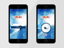 App Entwicklung von IRTECH: Ski mountaineering Prototype
