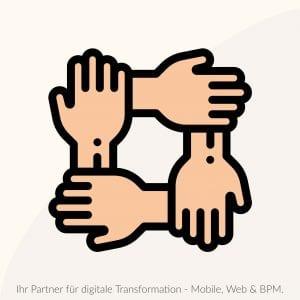 New Work ist ein Teil vom IRTECH Verständnis zur digitalen Transformation.